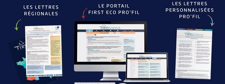 Portail personnalisé FIRST ECO pro'fil