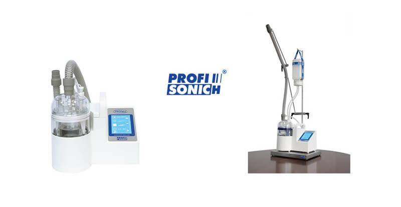 Professional Inhalator Profi Sonic with Heater