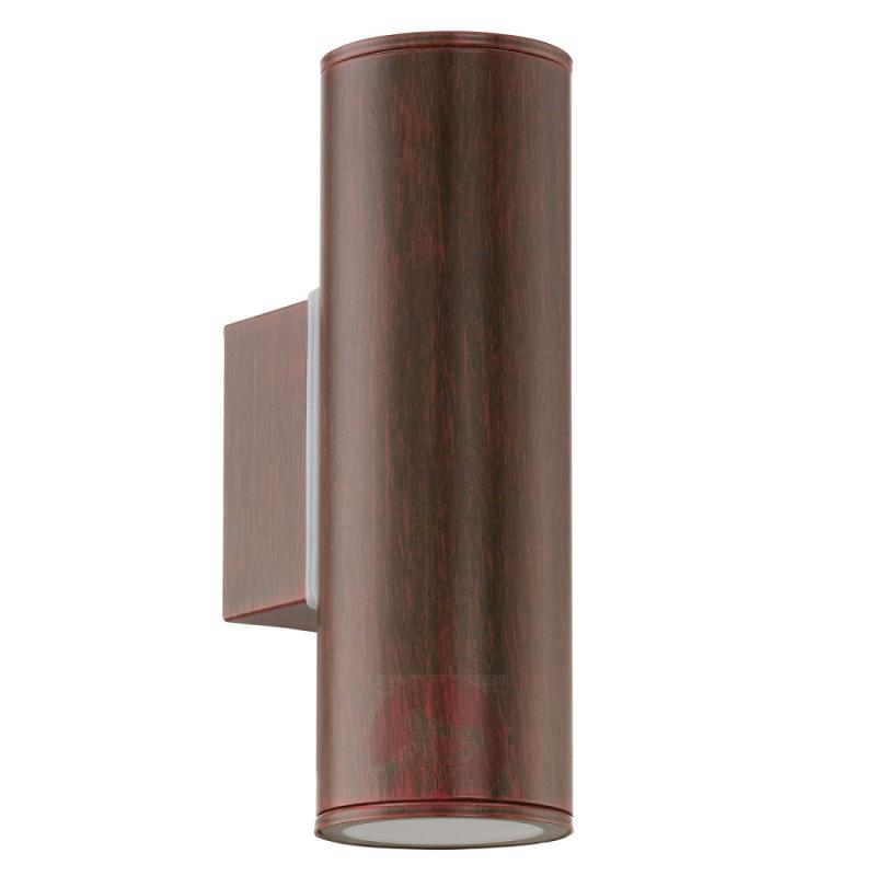 Riga two-bulb LED outdoor wall light - outdoor-led-lights