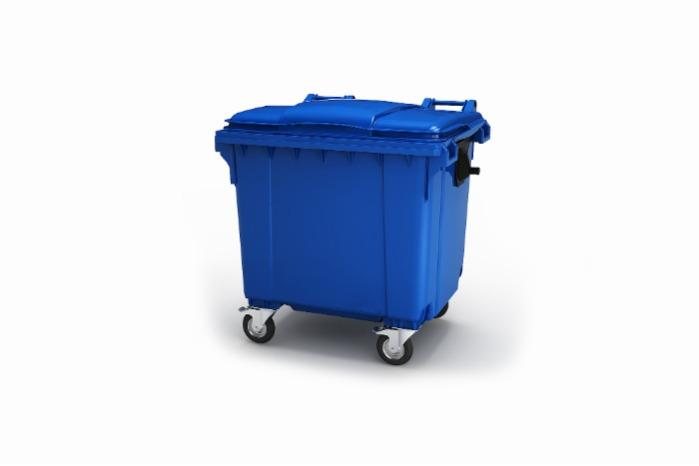 1100 L Waste Container -