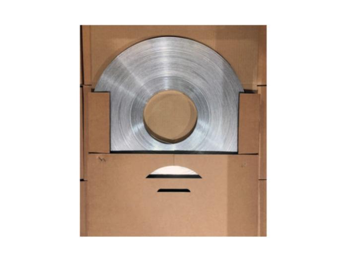 Aluminium Boxed Banding - Aluminium Boxed Banding