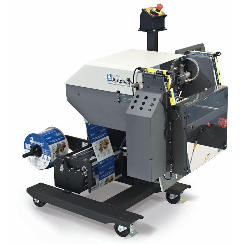 Automated bagging machine - High speed automated bagging machine