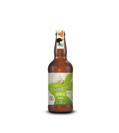 Birra Canagold Artigianale CL 50 PZ 12 - Birre