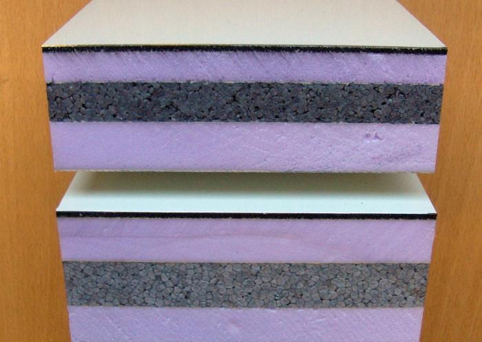 Quad- layer Phonic Panel