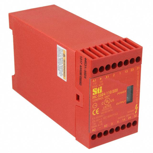 CONTROL SAFETY INTERLCK 100/220V - Omron Automation and Safety MC-S2