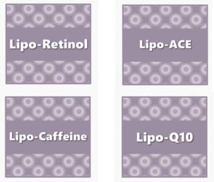 Ingredienti bioattivi liposomiali