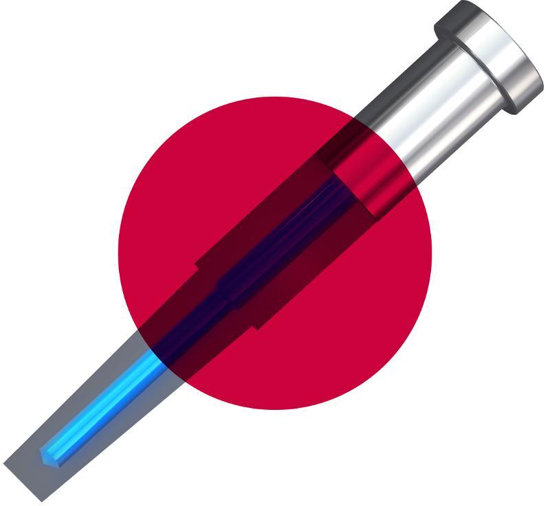 Componenti per stampi ad iniezione plastica e pressofusione -