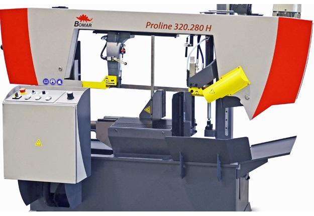 Scie à ruban semi-automatique - PROLINE 450 H