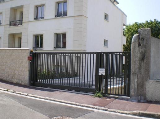 installation de portails industriels