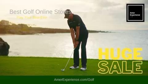 Golf Proshop Bestes aus dem Golf - Ausgesuchte Golfartikel und Trainings