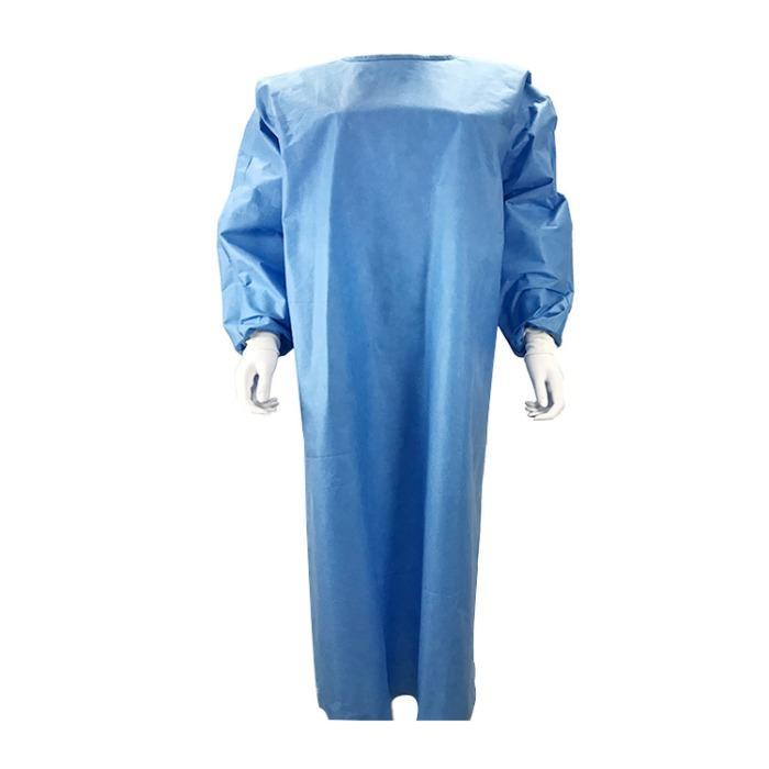 chirurgické šaty - SS SMS materiály 40 gsm chirurgické lékařské šaty nemocniční šaty zástěra lékař
