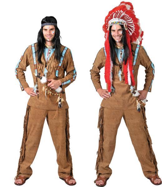 Costume d'indien - Articles de fête et Carnaval