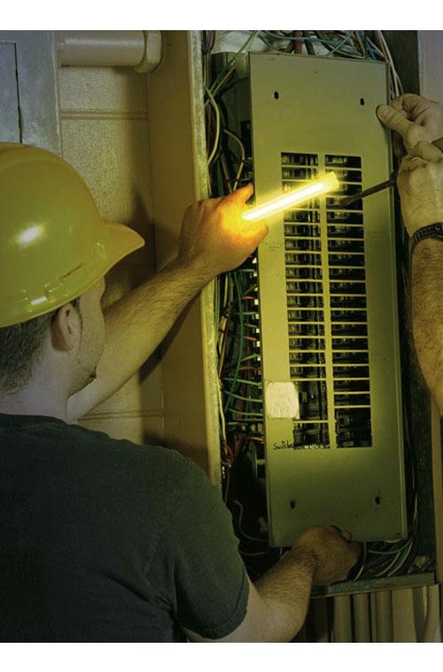 Eclairage de sécurité  - Bâton lumineux 15 cm SnapLight®