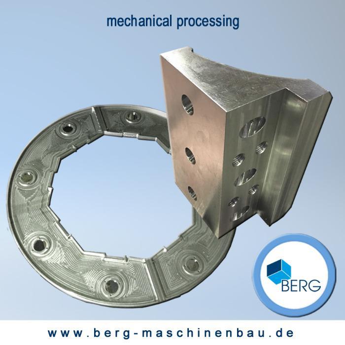Traitement mécanique - Fraisage CNC, tournage CNC, CNC presses plieuses, brûler CNC plasma & oxygaz