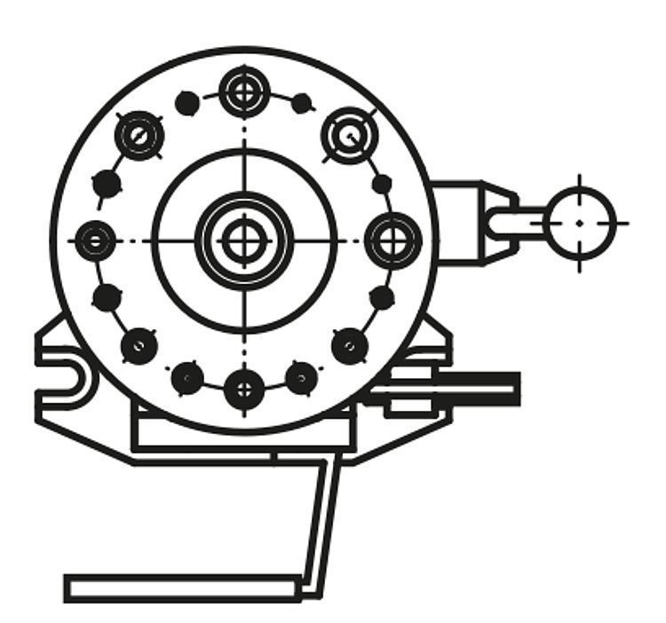 Plateau à indexation pour montage de perçage - Dispositifs de perçage