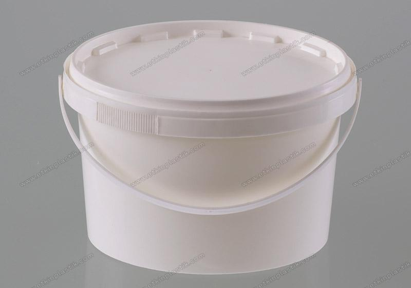 Oval Industrial Pails - E0-12