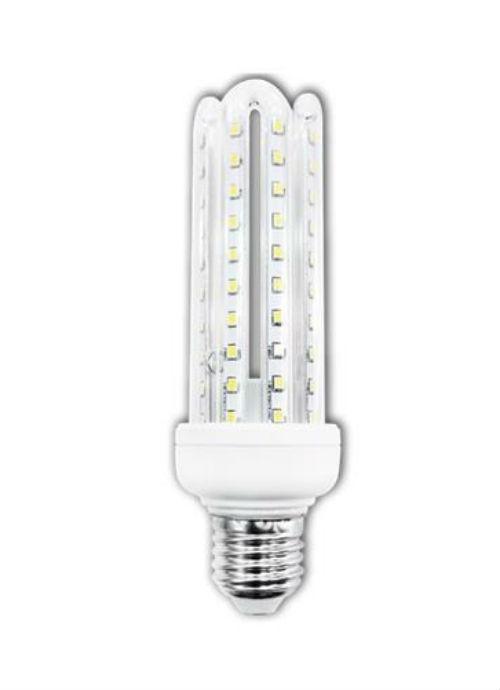 Lampadine LED E27 T3 - 15W trasparente 3000/6400K 1200lm