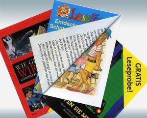 zum Spielen, Lesen, Schmücken - Give-aways