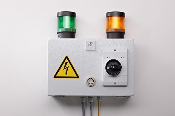 Vacuum Switches, Vacuum Gauges, and Warning Units - Warning Unit EWIII
