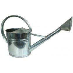 Arrosoir ovale zinc lourd 10 litres - Extérieur