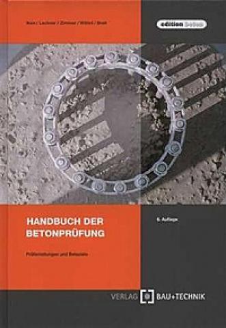 Handbuch der Betonprüfung - Artikel-ID: U0103