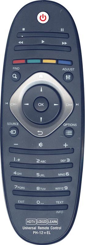 Remote controller PH-12+L