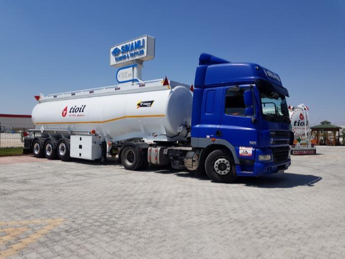 Fuel Tanker Semitrailer ADR - Fuel Tanker Semitrailer ADR
