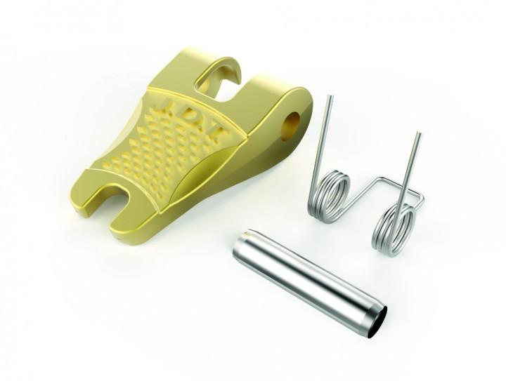 Falle - Feder - Spiralspannstift für Gabelkopfhaken MGH - Kettenzubehör Güteklasse 12