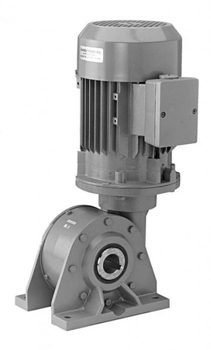 SN10SVH - Einstufiger Getriebemotor mit Hohlwelle