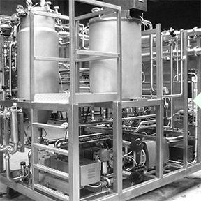 Skid / Cuiseurs / Machines - Construction métallique