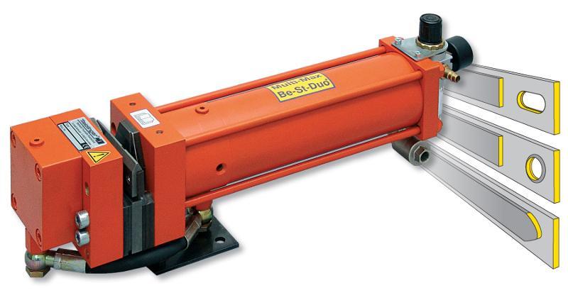 Punching machine for eccentric cut - BS - Multi - Max® DUO