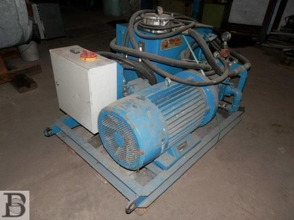 Hydraulikzylinder und Hydraulikaggregate