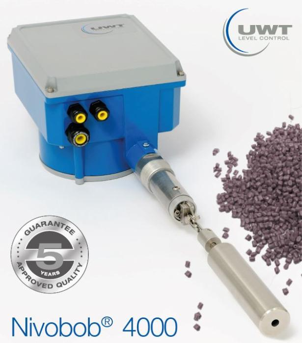 NivoBob® NB 4000  - Elektromechanischer Lot Sensor NivoBob® für die kontinuierliche Füllstandmessung