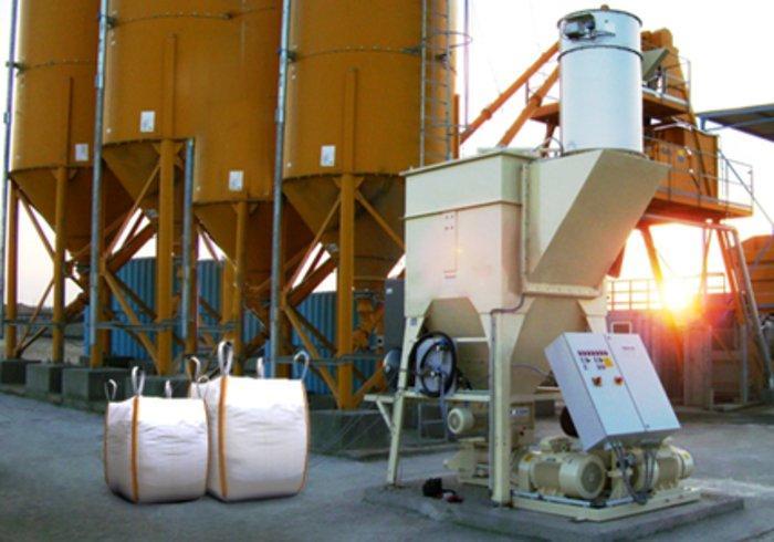 Big-Bag-Entleeranlagen / Big-Bag-Entleerstationen - null