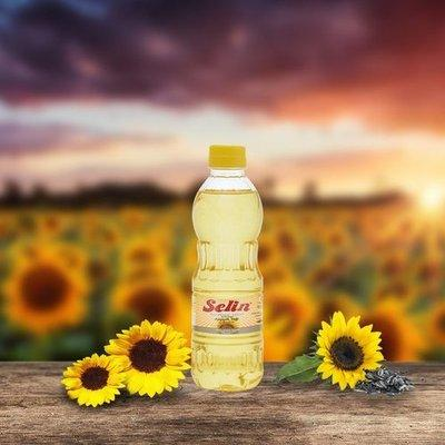 Refined Sunflower Seeds Cooking Oil