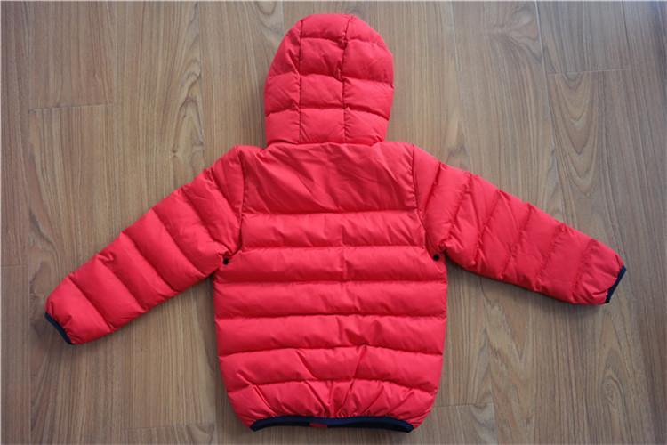 Children's padded cotton jacket YH16-29CH - YH16-29CH