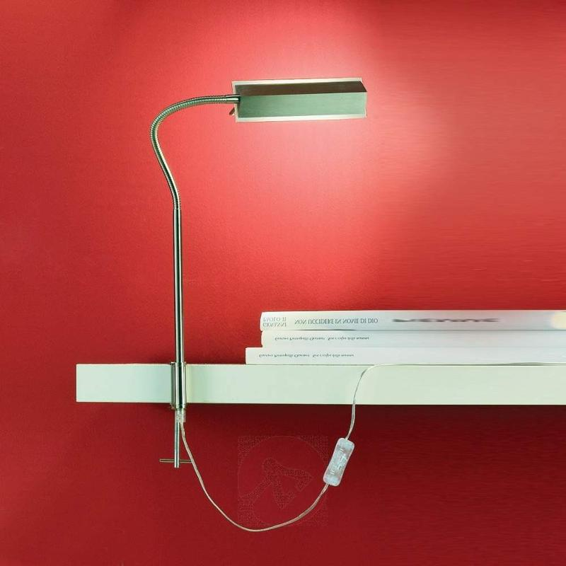 Silas LED Clamp Light Practical - Table Lamps