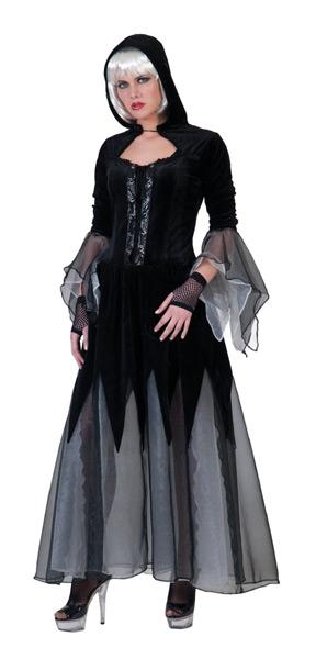 Costume gothica dame - null