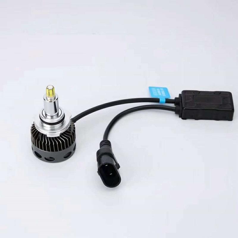 LED Automotive Headlight - LED Headlight 40W 4000LM 360 Degree Diffusion