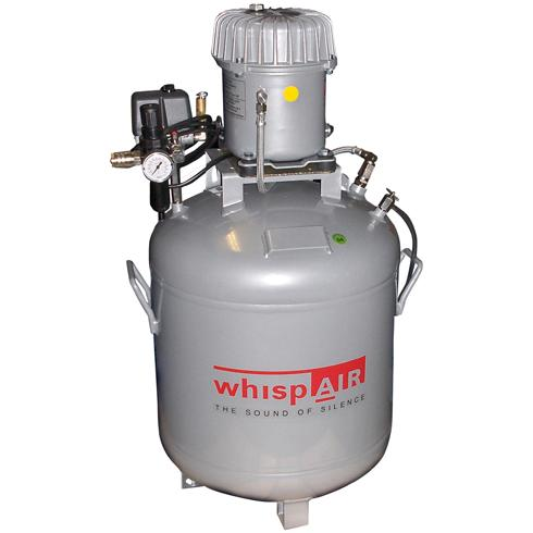 Whispair Kompressor CW50/50 - Ölgeschmierte Flüsterkompressoren