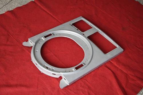 Galvanized sheet washing machine front panel mold - Galvanized sheet washing machine front panel