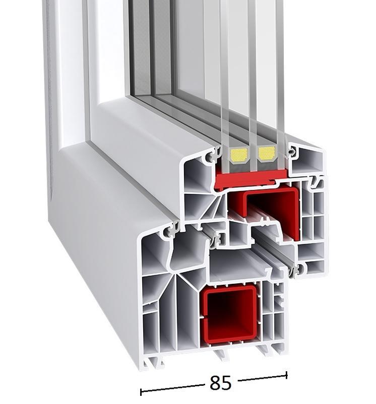 Id 8000-85 (Fenetres PVC Aluplast) -