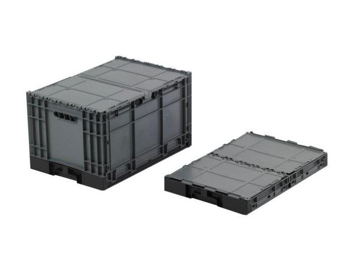Collapsible Box: Vaun 6434 - Collapsible Box: Vaun 6434, 600 x 400 x 340 mm