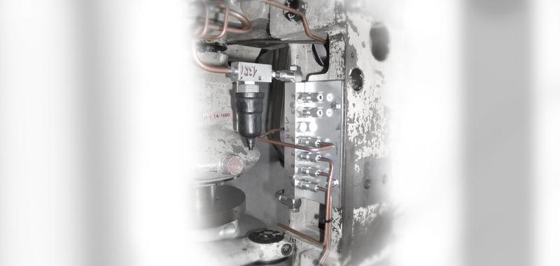 Retrofit CENTRAL LUBRICATION (CL) - lubrication systems