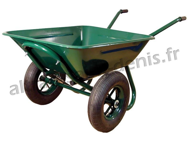 Brouette 9150 (peinte) - Brouettes 2 roues