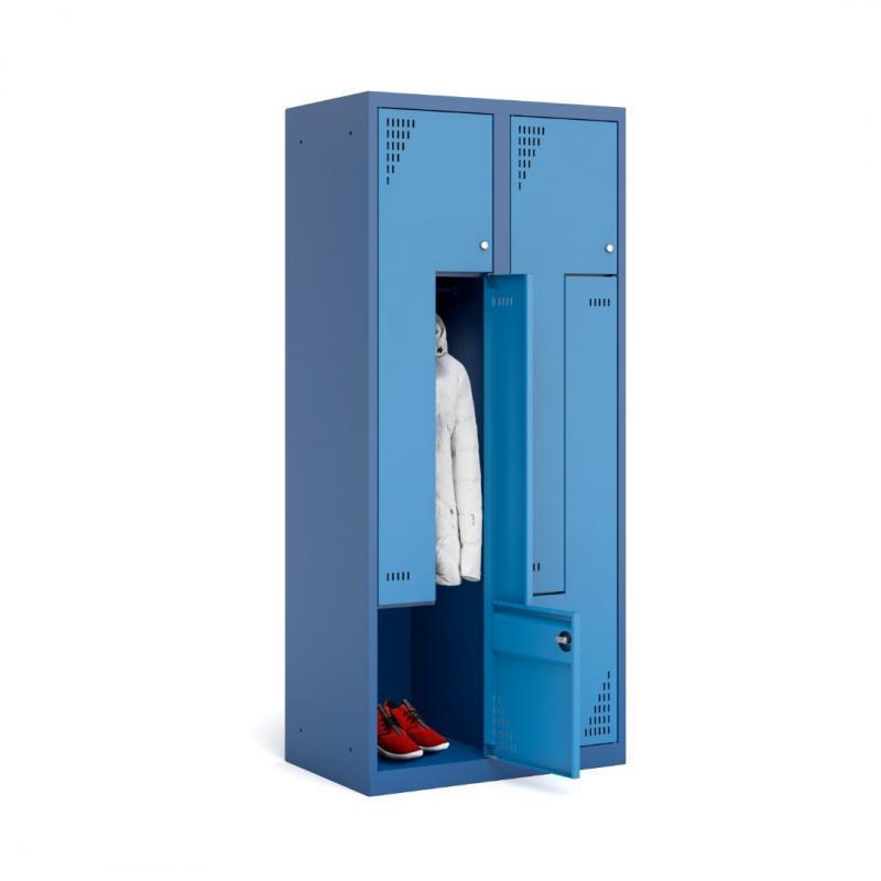 Szafki ubraniowe BHP -