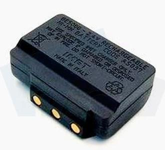 IMET BE5000 radio remote control battery 2,4Volt / 1500mAh - IMET BE5000 radio remote control battery 2,4Volt / 1500mAh NiMH