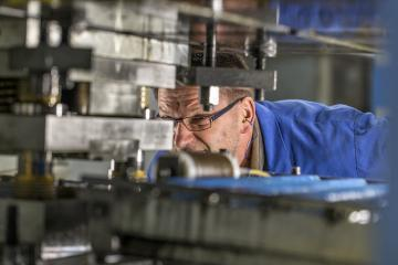 Stamped parts - Range of products and services