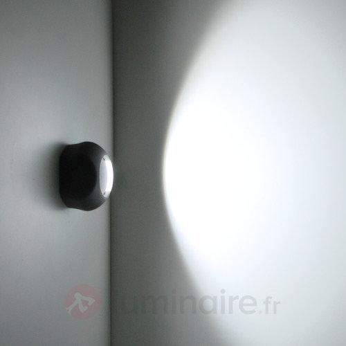 Applique moderne LED Oko, 6 W - Appliques d'extérieur LED
