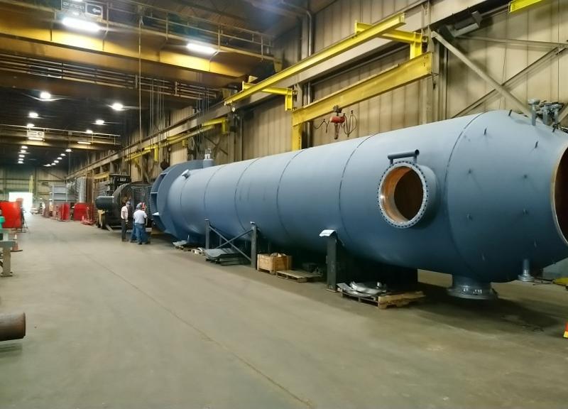 Waste Heat Boilers - Heat Recovery